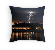 Lightning Bolt Throw Pillow