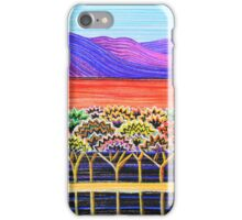 Perfect Pastels - Reflections 3 iPhone Case/Skin