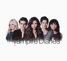 The Vampire Diaries T-Shirt