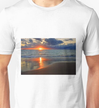 Sunset At Point Peron  Unisex T-Shirt