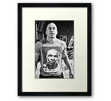 GSP Tyson Framed Print