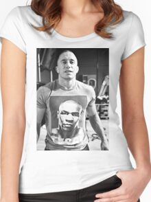 GSP Tyson Women's Fitted Scoop T-Shirt