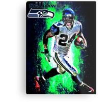 NFL Seattle Seahawks Metal Print