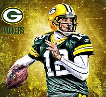 NFL Greenbay Packers  by Dan Snelgrove