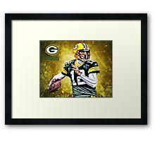 NFL Greenbay Packers  Framed Print