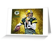 NFL Greenbay Packers  Greeting Card