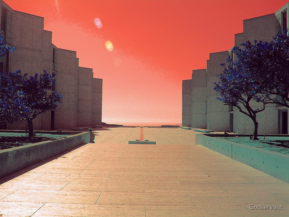 Salk Institute transformed by Godservant