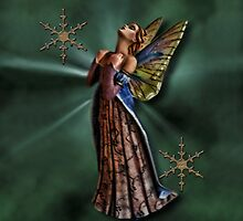 BEAUTIFUL FAIRY.. WITH THOUGHTS OF YOU.I THOUGHT LOVE WAS ONLY TRUE IN FAIRY TALES.> PILLOW AND OR TOTE BAG by ✿✿ Bonita ✿✿ ђєℓℓσ