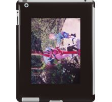 Michael at the Waterpump iPad Case/Skin