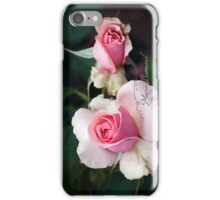 Pink Roses - Cool Stuff iPhone Case/Skin