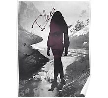 The Vampire Diaries Elena Gilbert Poster
