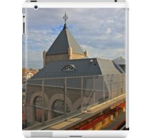 NJ Transit's 8th Street Station Bayonne NJ iPad Case/Skin