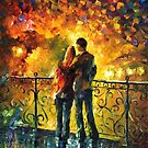 Last Date — Buy Now Link - www.etsy.com/listing/212574224 by Leonid  Afremov