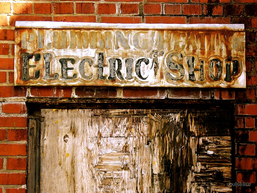 the electric shop by soulsease