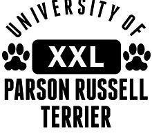 University Of Parson Russell Terrier by kwg2200