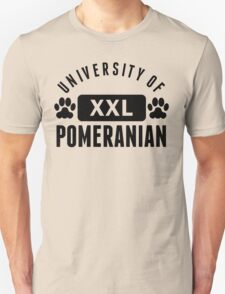 University Of Pomeranian T-Shirt
