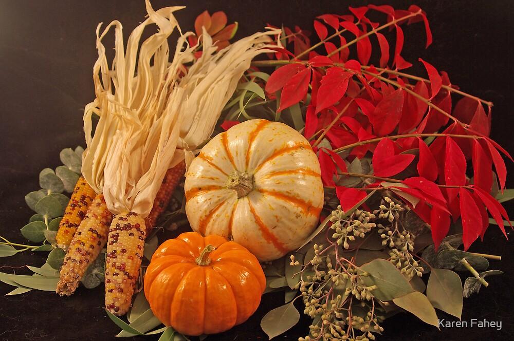 Autumn Still life by Karen Fahey