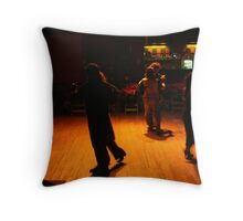anonymous tango Throw Pillow