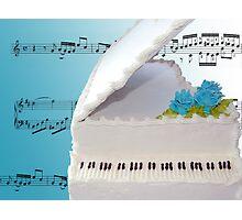 Sweet Music Photographic Print