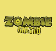 ZOMBIE GHETTO Kids Clothes