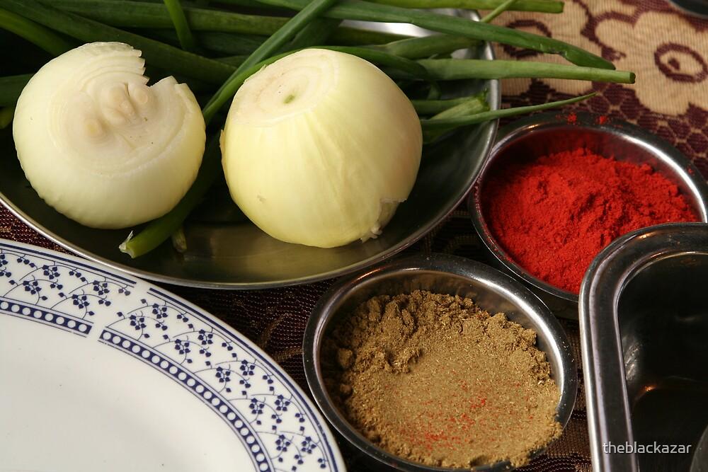 preparation for empanadas by theblackazar