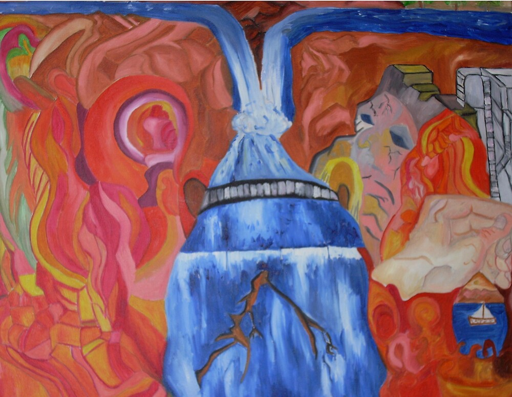 Bridgeto no where#2 by Joseph Arico