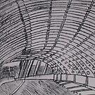 Sound Tunnel by Joan Wild