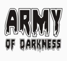ARMY OF DARKNESS by Zombie Ghetto by ZombieGhetto