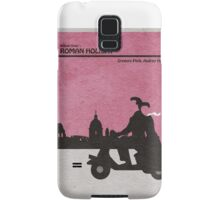 Roman Holiday Samsung Galaxy Case/Skin