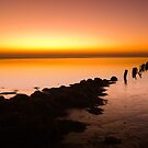 A beautiful evening on the coast by Enjoylife