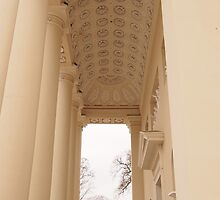 The Cathedral of Vilnius. Entrance view. by miniailov