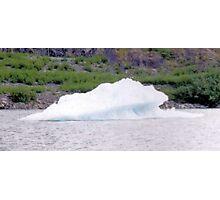 Ice Burg Photographic Print