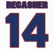 Basketball player Eldridge Recasner jersey 14 by imsport