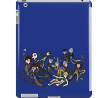 Adventure Time For Doctor Who iPad Case/Skin