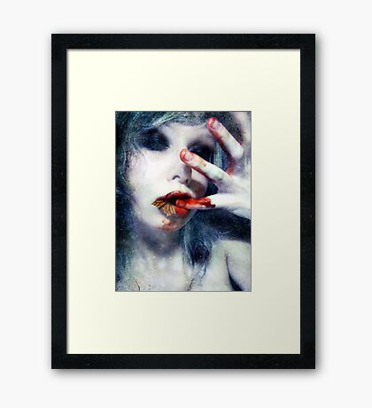 our lonely demise part deux Framed Print