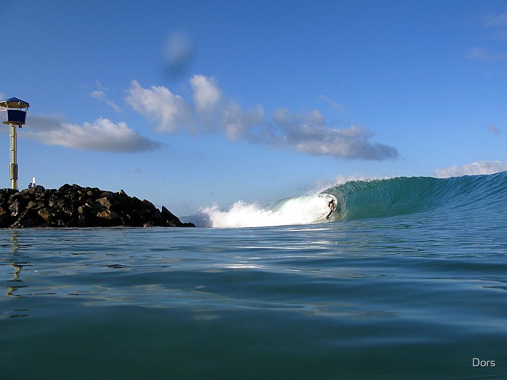 Body Surf Barrel by Dors