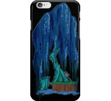 Grandmother willow iPhone Case/Skin
