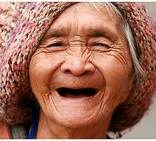 I am Old , but I am Happy  by wimdenijs