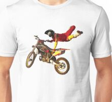 My Bike Brings Me In The Sky: I Can Fly! Unisex T-Shirt
