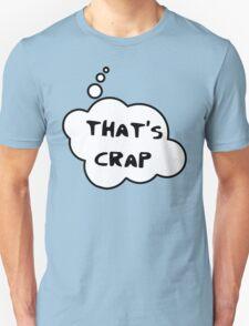 THAT'S CRAP by Bubble-Tees.com T-Shirt