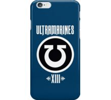 Ultramarines XIII - Warhammer iPhone Case/Skin
