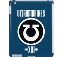 Ultramarines XIII - Warhammer iPad Case/Skin