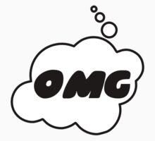 OMG by Bubble-Tees.com by Bubble-Tees