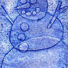 Snowman by Marita