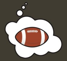 Football by Bubble-Tees.com by Bubble-Tees