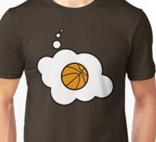 Basketball by Bubble-Tees.com Unisex T-Shirt