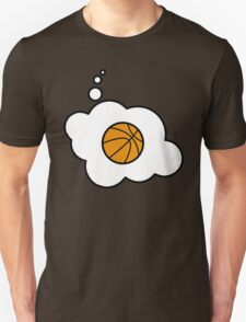 Basketball by Bubble-Tees.com T-Shirt