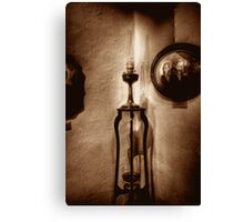 May it be a light for you in dark places, When all other lights go out... Canvas Print
