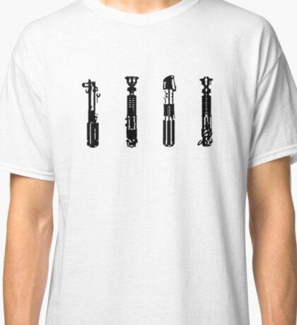Stencil Saber Classic T-Shirt