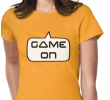 Game On by Bubble-Tees.com Womens Fitted T-Shirt